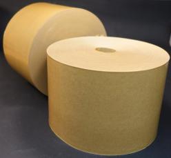 Gummiertes Papier 100mm, Nassklebeband, kraftpapierbogen, kraftliner, gummed tape kaufen, shop, pyropowders