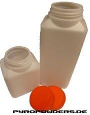HDPE, Weithalsflasche, 1000ml