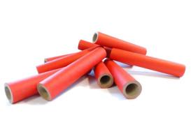 Papphülsen, paper tubes, 15mm, ohne Stopfen