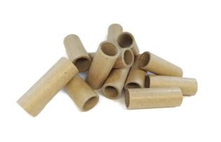 Papphülsen, paper tubes, 17,5mm