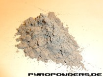 Blue Aluminium powder
