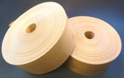 Gummiertes Papier 50mm, Nassklebeband, kraftpapierbogen, kraftliner, gummed tape kaufen, shop, pyropowders